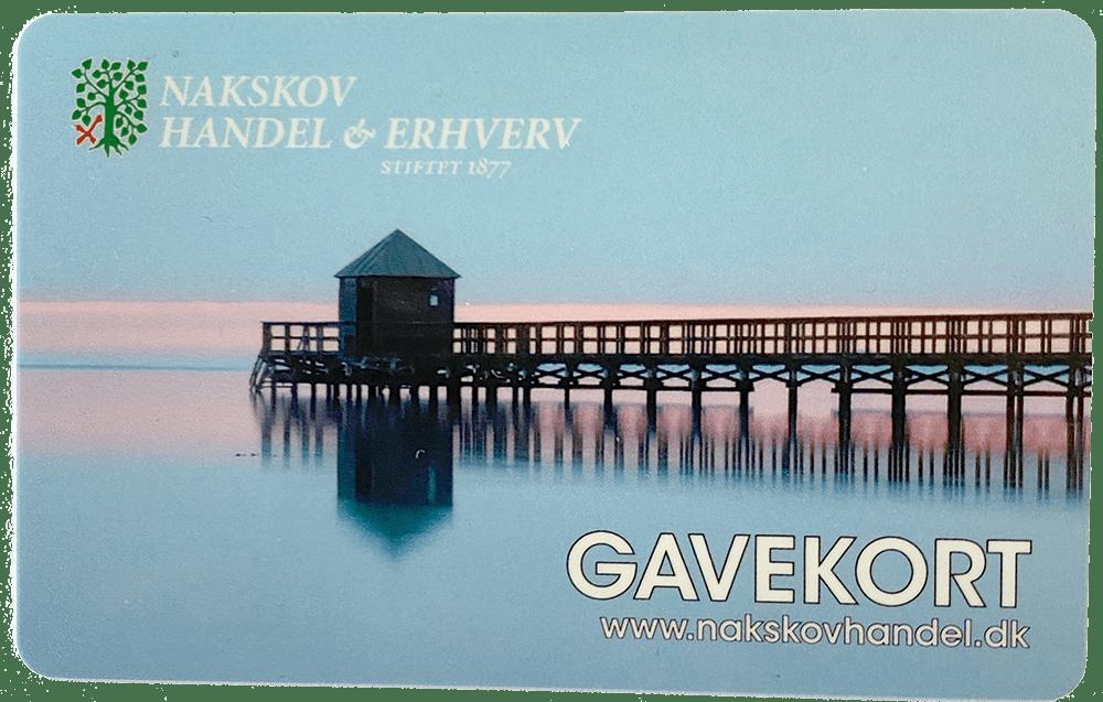 Gavekort til Nakskov Handel og Erhverv